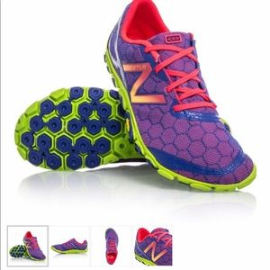 New Balance Minimus running shoes
